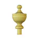Furniture Finials 54x33 diameter